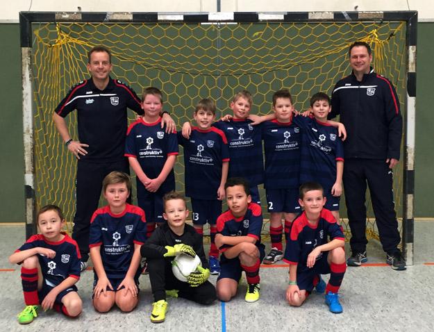 Vorfreude auf einen spannenden Futsal-Spieltag.