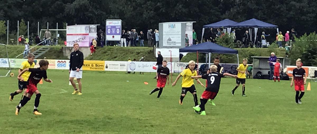 Eine gute Partie lieferten wir gegen den Post SV Oldenburg ab den wir am Ende mit 1:0 bezwingen konnten.